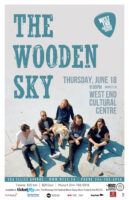 The Wooden Sky - 2015