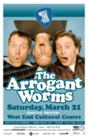 The Arrogant Worms - 2015