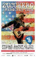 Zucchero American Tour - 2014
