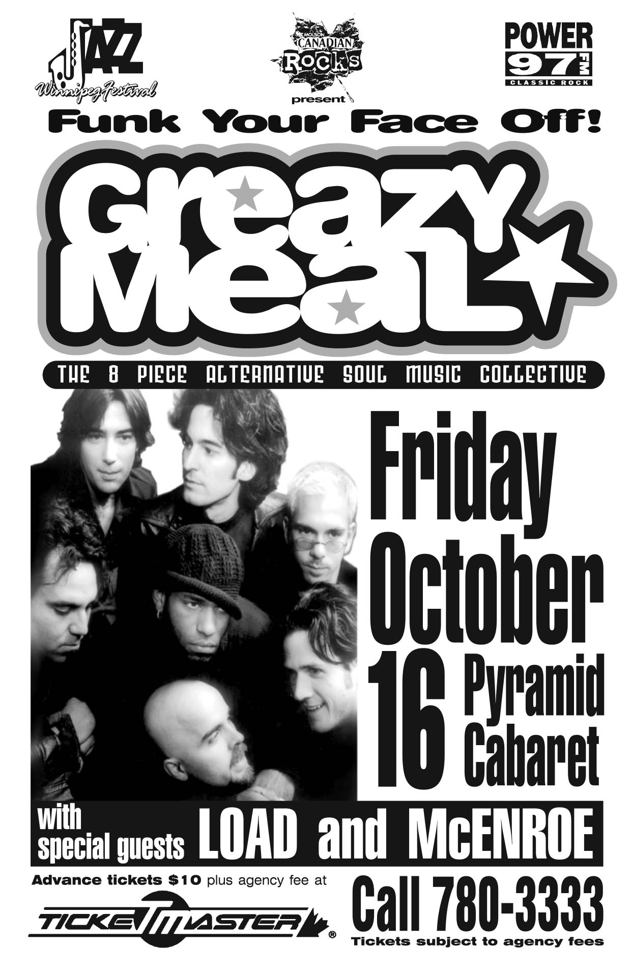 GREAZY MEAL – 1998