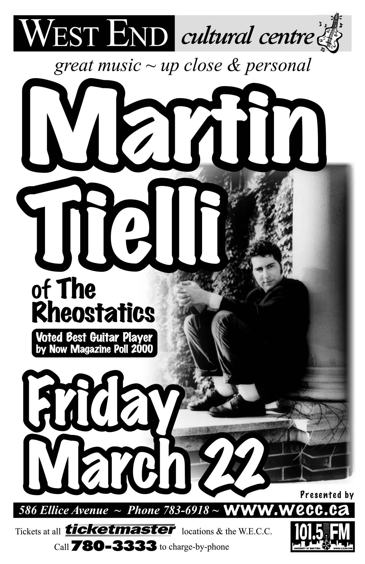 MARTIN TIELLI – 2002