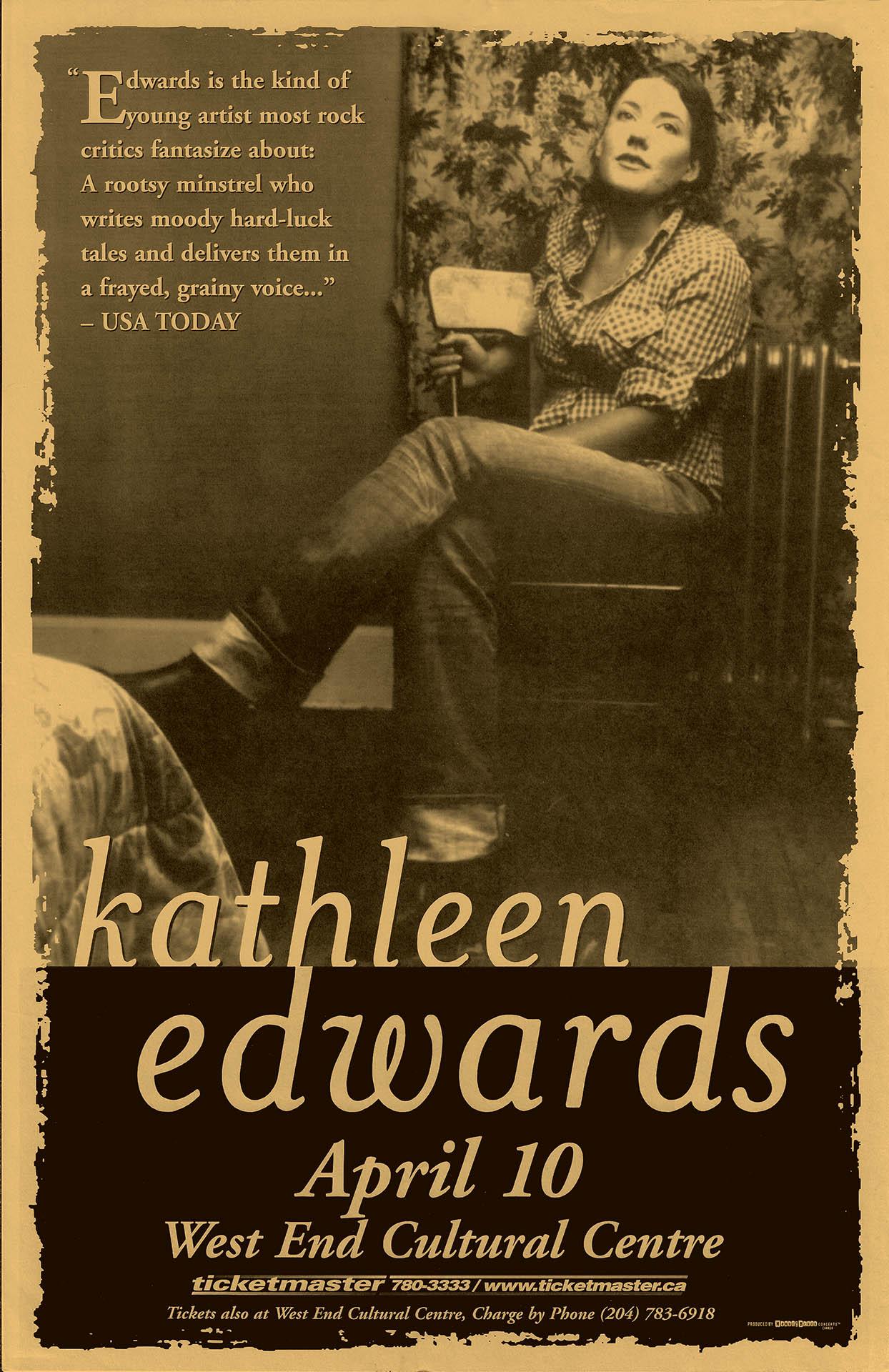 Kathleen Edwards – 2003