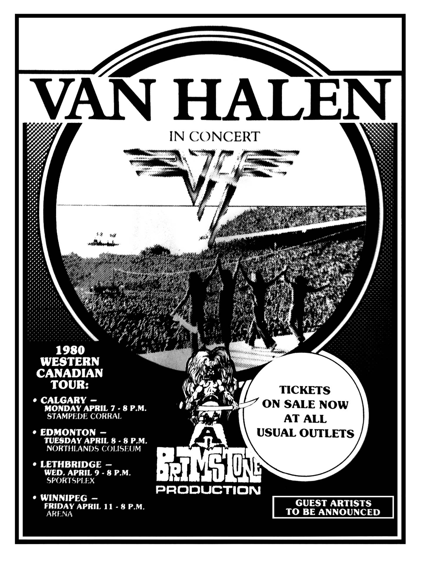 Van Halen – 1980