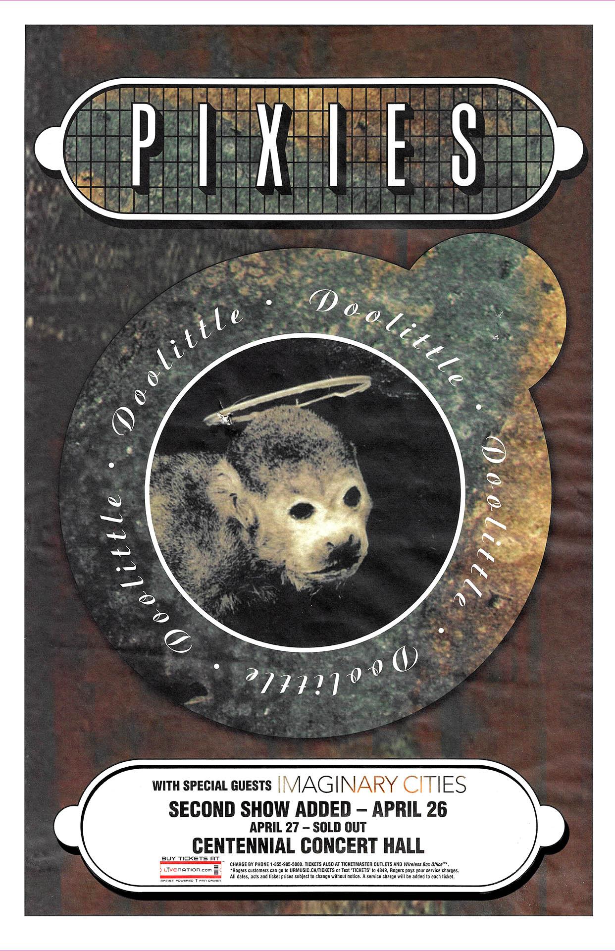 The Pixies – 2011