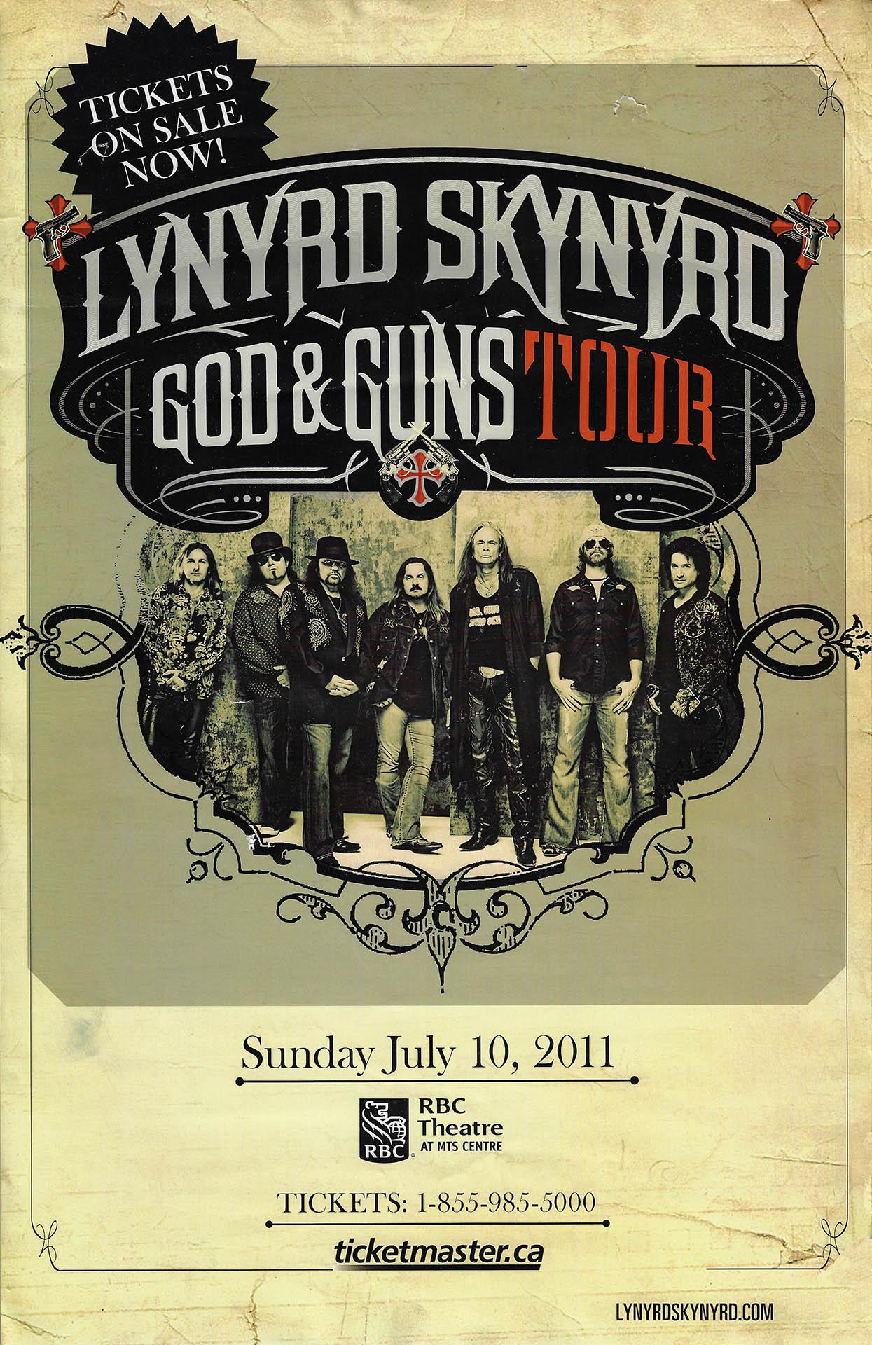 Lynyrd Skynyrd – 2011