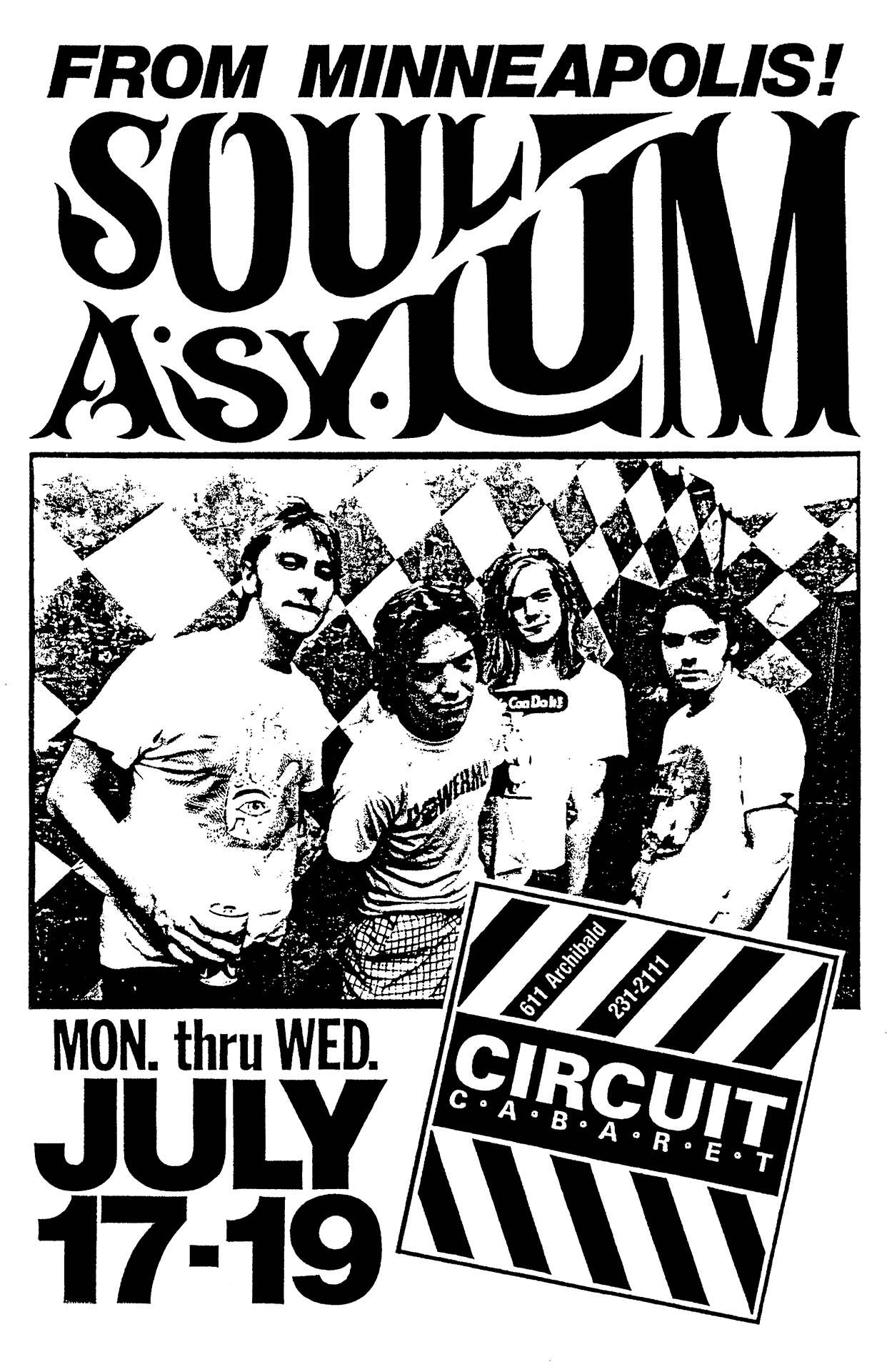 Soul Asylum – 1989