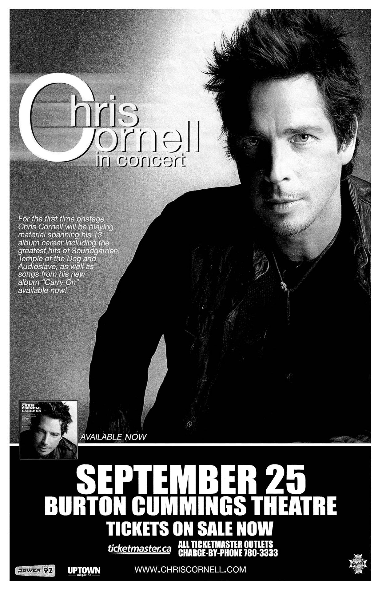 Chris Cornell – 2007
