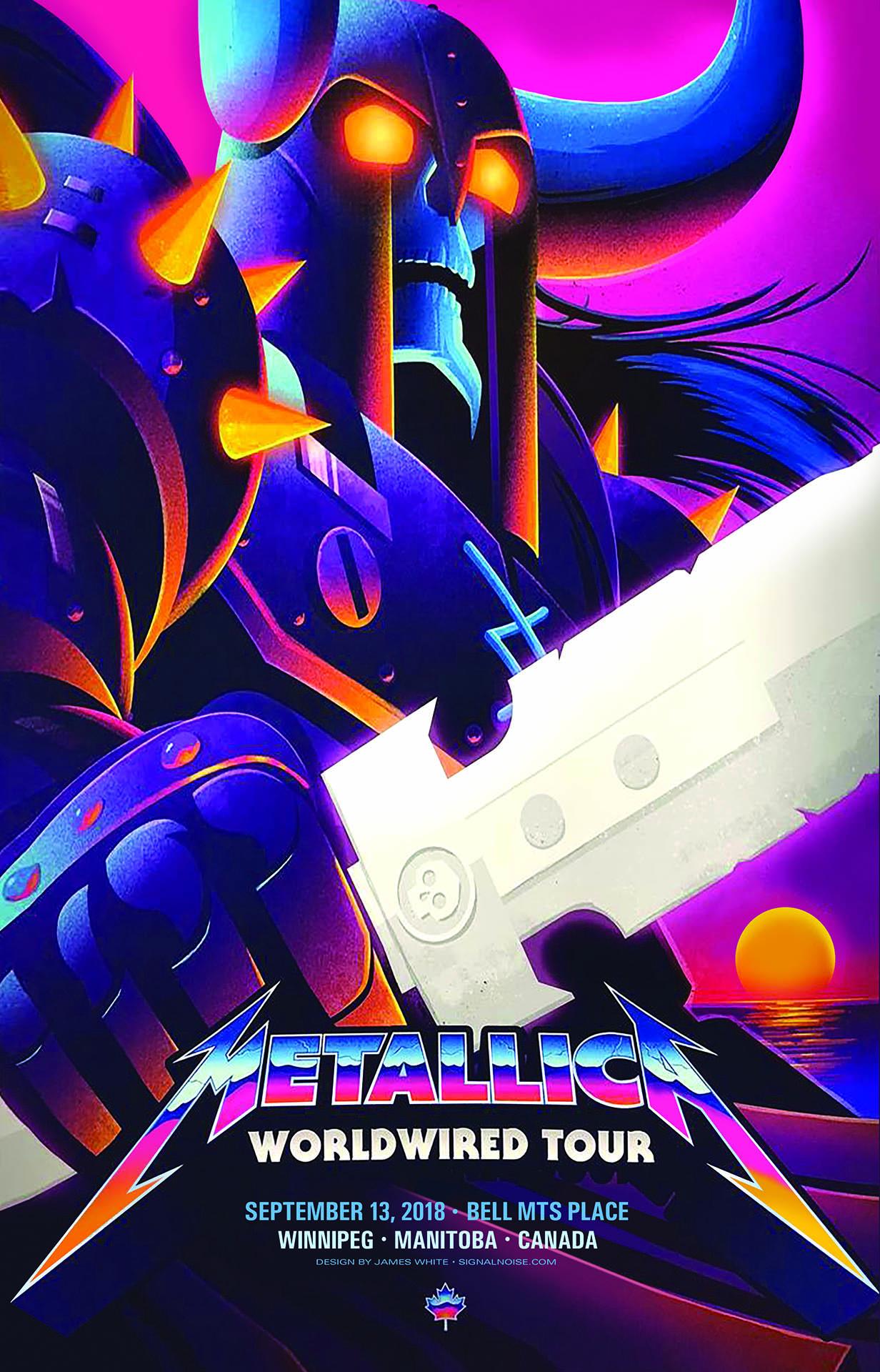 Metallica – 2018