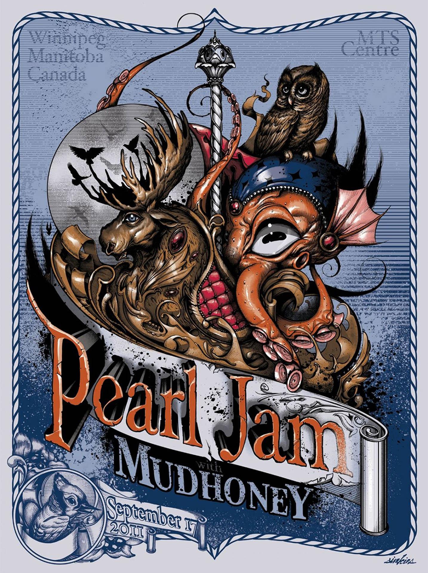 Pearl Jam – 2011