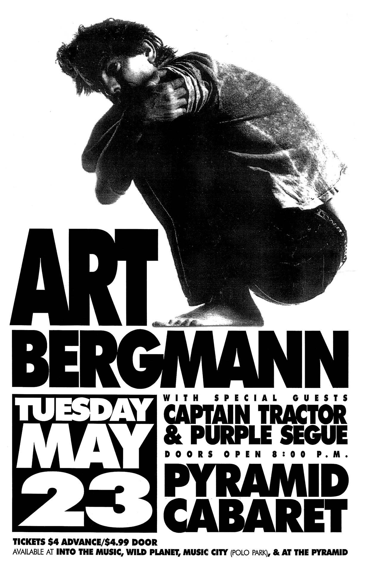 Art Bergmann – 1995
