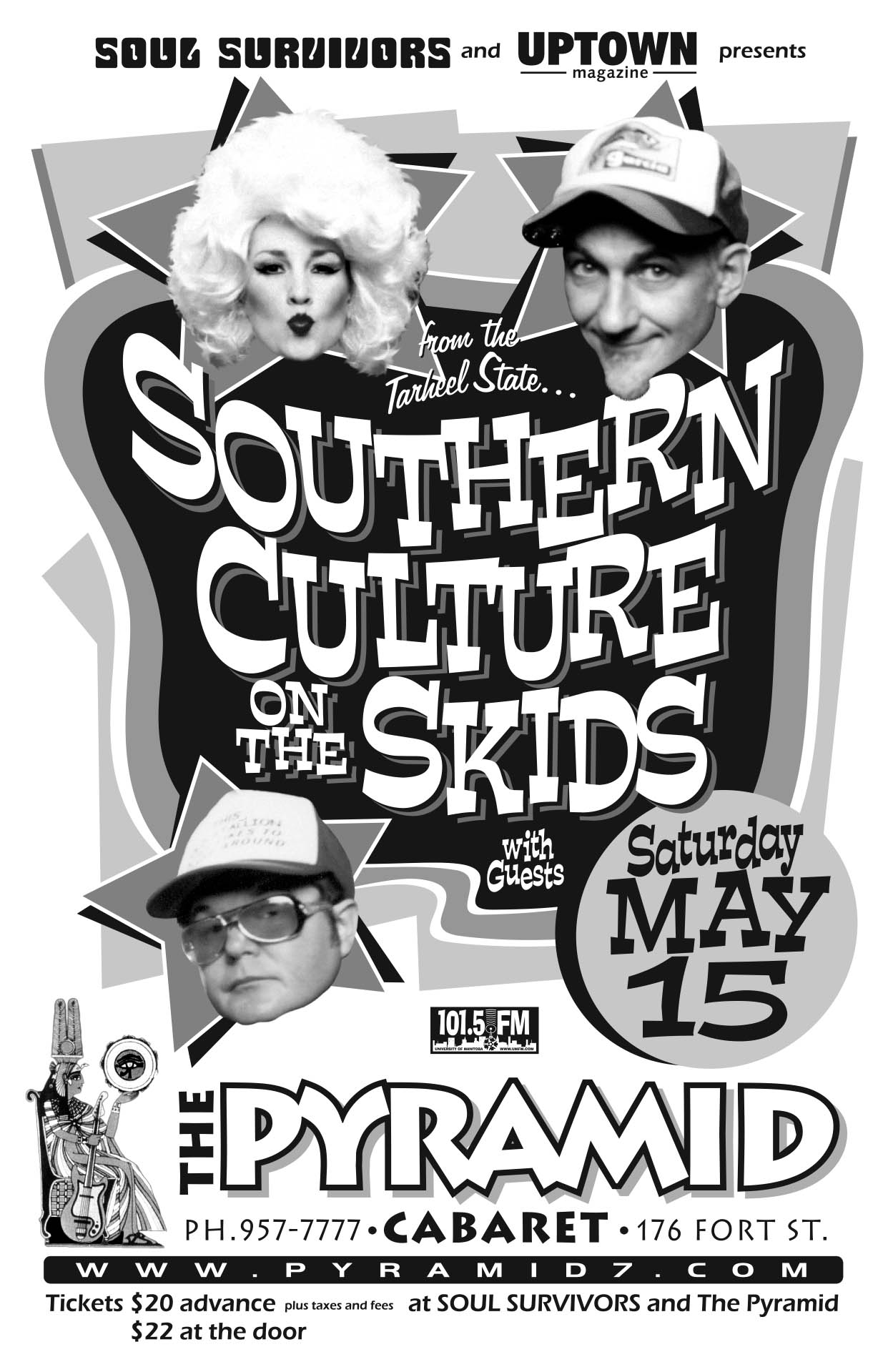 Southern Culture on the Skids – 2004