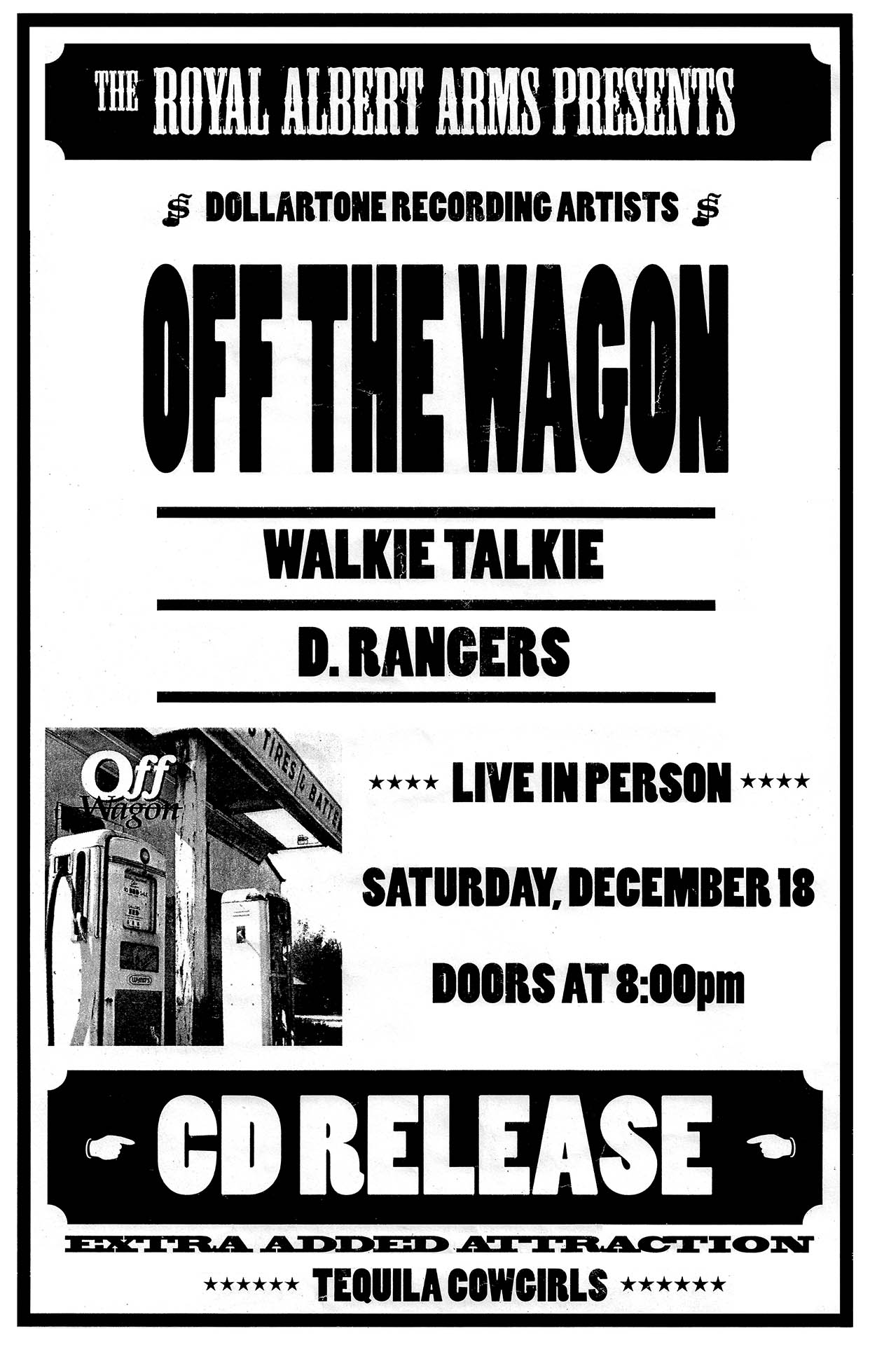 OFF THE WAGON – 1999 (2)
