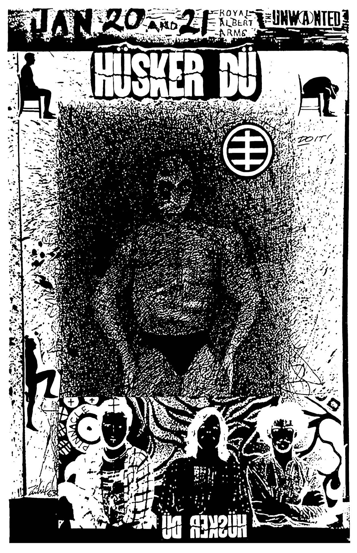 HUSKER DU – 1984